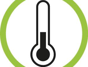 """Temperaturmåler """"E-Temperature"""""""