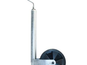 AL-KO næsehjul med stort fast gummihjul